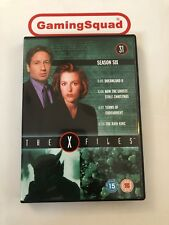 The X Files DVD 31 Season 6, 4 Episodes DVD, Supplied by Gaming Squad Ltd