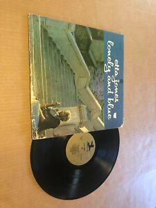 Etta Jones Lonely And Blue Record lp original vinyl album Blues