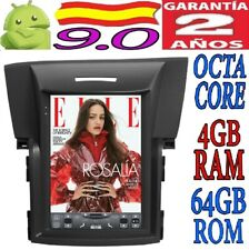 "9.7"" HD TESLA ANDROID 9.0 HONDA CRV 2012-2016 RADIO COCHE GPS USB CAR 4GB RAM SD"