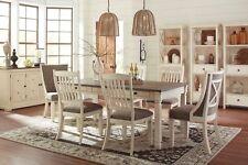 Ashley Furniture Bolanburg 7 Piece Dining Table Set