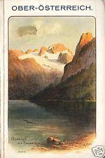 tour. Broschüre, Das Land Oberösterreich, 1930