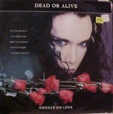 "Dead Or Alive Hooked On Love Uk 12"""