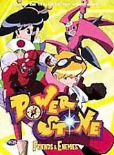 Power Stone Vol. 5: Friends  Enemies (DVD, 2002) Action Anime