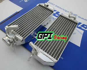 Aluminum radiator for Suzuki RM250 RM 250 1996 1997 1998 1999 2000