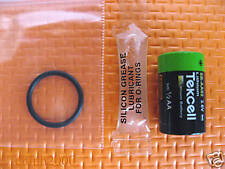 Battery Kit For Genesis Escort Dive Computer, NEW!!