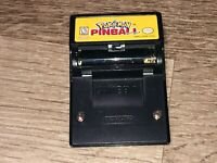 Pokemon Pinball Nintendo Game Boy Color Cleaned & Tested Authentic