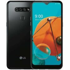 LG K51 K500 32GB T-Mobile GSM Unlocked Android Smartphone   Very Good