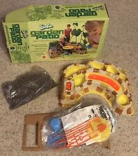 New Vintage 1972 Barbie Garden Patio Set in Box Mattel 4284 Complete Never Used