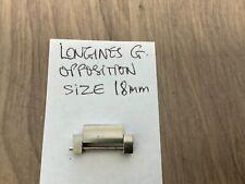 GENUINE MEN LONGINES OPPOSITION  WATCH'S LINK SIZE 18mm