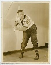 c. 1930,  Toronto Baseball Player, Vintage Sport Photo