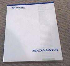 2008 HYUNDAI SONATA ELECTRICAL SERVICE WORKSHOP SHOP REPAIR MANUAL OEM BOOK