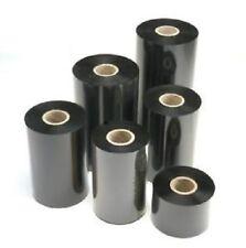 5 Stück TTR Rollen 110mm x 500m Wachs 1A Qualität Thermotransfer Folie Ribbon 49