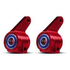 Traxxas TRA3636X Aluminum Steering Blocks w/Ball Bearings (Red) (2)