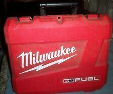 Milwaukee M18 Fuel Plastic Tool Case