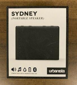 Urbanista Sydney Bluetooth Speaker ... FREE SHIPPING ... K3 New In The Box