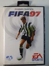 SEGA MEGA DRIVE JUEGO FIFA 97, usado pero BUENO