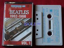 Cassettes audio The Beatles pop