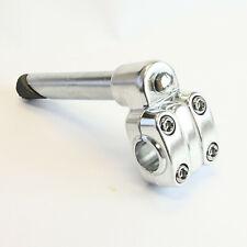 BMX Old school Power stem Silver