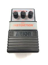 Arion Distortion Guitar Foot Pedal - Model: MDS-1 - Made in Japan