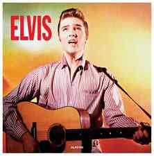 ELVIS PRESLEY ‎- Elvis (LP) (180g Red Vinyl) (M/M) (Sealed) (2)