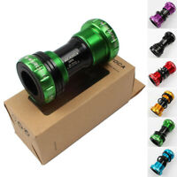 1 Pack Aluminum Alloy Bottom Bracket For BB86 Replacement Parts Ø24mm 68mm-73mm