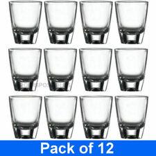 12 X American Shot Glasses Shooter Glass Party Slammer Glass 30ml / 1oz