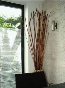 Premium Sichtschutzfolie Dekorfolie für Fenster & Tür Holz Muster - 1,52m x 1m
