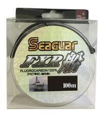 Seaguar Fxr Fune Fluorocarbono Sedal 100m-10 15,9kg 0.520mm por Parte de Japa