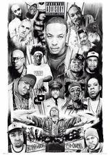 5f16021c8637 Rap Gods 2 Music Hip Hop Maxi Poster Print 61x91.5cm