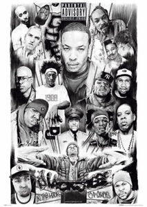 Rapper Art Posters For Sale Ebay