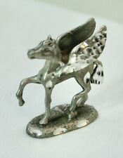 "Miniature Pegasus Figurine Cuteri 1-1/4"" tall"