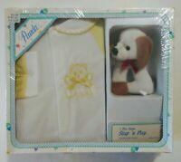 Vintage Panda Infant One Piece Sleep N Play Medium Boy Girl Unisex NEW