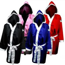 Walk Out Robe - Boxing Muay Thai Kick MMA Gown - Morgan Sports **FREE DELIVERY**