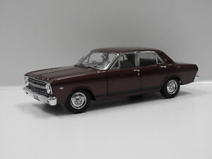 1:18 Ford XR GT Falcon (Sultan Maroon) Classic Carlectables 18720