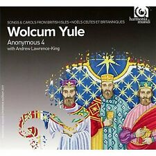 Anonymous 4 - Wolcum Yule: Songs and Carols from the British Isles (Anonymous 4)