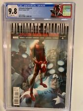 Ultimate Fallout 4 CGC 9.8 White Pages - 1st print- 1st M.Morales. Last copy!!🔥