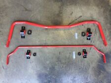 RoadsterSport Front & Rear Sway Bar Kit - 17'+ Fiat 124 Spider