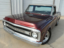 1969 Chevrolet C-10 FUEL INJECTED SHORTBOX