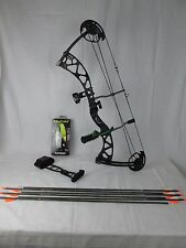 Martin Carbon Chameleon Black flame 17-30in 0-70lbs Right Hand Hunting Package