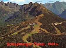 Alte Postkarte - Schladminger Planai, 1904 m
