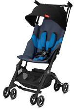 GB Pockit+ All-Terrain Lightweight Ultra Compact Fold Baby Stroller Night Blue