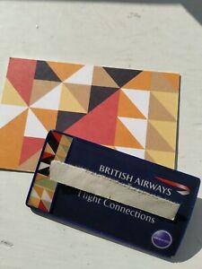 British Airways Uniform Name Badge