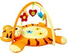 Spielzeug Baby 3in1 Krabbeldecke Spieldecke Spielbogen Spielmatte Erlebnisdecke Musik Baby Gym GläNzende OberfläChe