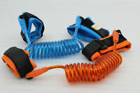 2er Pack Kenboer Anti Lost Baby Armband Blau Orange NEU