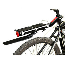 Bike Luggage Cargo Bicycle Rear Seat Carrying Rack Quick Release with Mud Guard