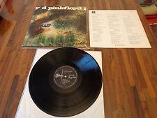 "PINK FLOYD ""A SAUCERFUF OF SECRETS"" - JAPAN LP  -  OP-80282"