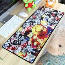 Keyboard Mouse Pad Large 70*30 cm Cartoon Luffy Anime Japan One Piece Cosplay