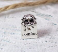 Pandora S925 Ale Bag Charm 791184 With Tissue And Pop-up Box