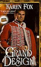 Grand Design by Karen Fox (The Hope Chest #3) (2001, Paperback) FF2327