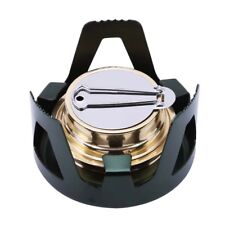 Cookout Picnic Cooker Furnace Cookware Brass Outdoor Portable 1pc Alcohol Stove
